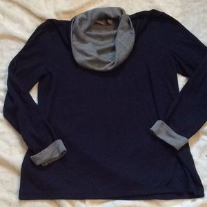 Chico's Cowl Neck Top - NEW LISTING